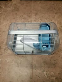 hamster or gerbil cage and accessories  Toronto, M9N 2A7