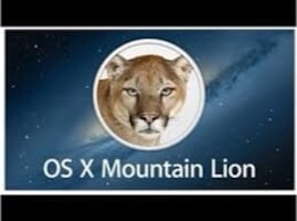 Mountain Lion 10.8.5 Mac OSX…Make Your Mac Roar!!