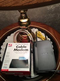 Cable Modem & Wireless Router