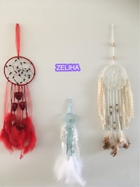 assorted dream catcher