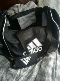 black and white Adidas duffel bag New Tecumseth, L9R 1M1