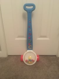 Fisher Price Push Corn Popper Loveland