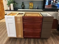 New Cabinets, Countertops, Windows. Discount is up to 40% on all cabinets in my store. Baltimore