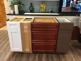 New Cabinets, Countertops, Windows. Discount is up to 40% on all cabinets in my store.
