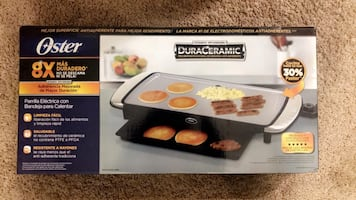 Electric Griddle NEW