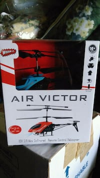 Wham-O Air Victor Mini R/C Helicopter Gulfport, 39501