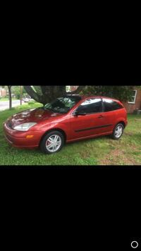 2003 FORD FOCUS ZX3 ( MANUAL ) Silver Spring, 20902