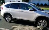 2012 White Honda Crv Ex-L AWD City of Manassas