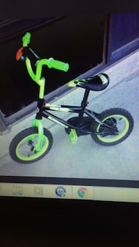 Bicycle MoonRider for children from 2-6 yrs. Ottawa