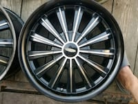 18 inch rims 5 bolt Chilliwack, V2R 0K3