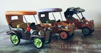 Coches porcelana