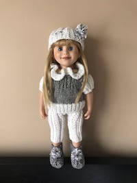 Maplelea doll and outfit  Toronto, M9M 0A5