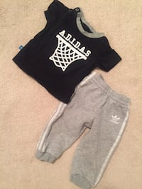6-12 month adidas outfit Edmonton, T6T 1Y6