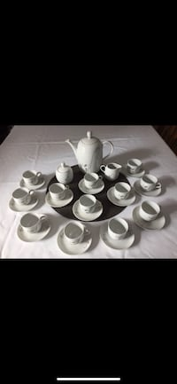 Tea/Coffee Set Vaughan, L4H 0C8