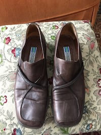 Arnold Churgin Brown Loafers W39.5 Calgary, T2A 3E1