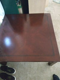 brown wooden coffee table Athens, 35614
