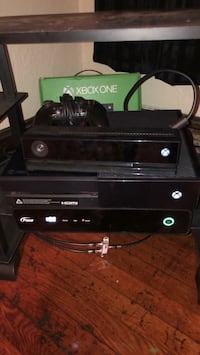 Black xbox one console with controller Charleston, 25302