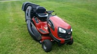 """Craftsman Lawn Tractor, w/Bagger; 21.0 HP, 46"""" Mow Bowie, 20720"""