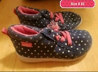 Little girls shoes size 8 Copperas Cove, 76522