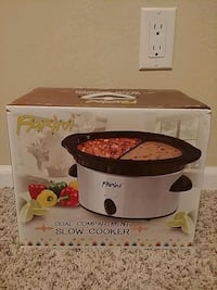 Dual Slow Cooker