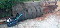 Free Tires, I used these for gardening if you want come pick it up