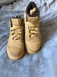 camel nike high tops Manteca, 95337