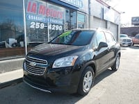 2016 CHEVROLET TRAX LT *FR $499 DOWN GUARANTEED FINANCE LOW MILES! Des Moines