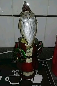 Santa Wine Bottle Display/Holder