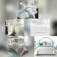 Comforter Set - Delivery  Toronto, M1H