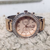 Women's Rose Gold Watch  Silver Spring, 20904