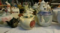 Teapot collection  Jacksonville, 32218
