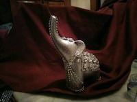 Elegant, Blinged out Elephant Waldorf, 20601
