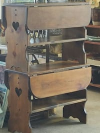 brown wooden table with chairs 776 mi