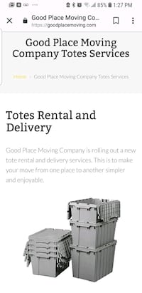 Free totes rental for 48 hours Abbotsford, V2T 3R7