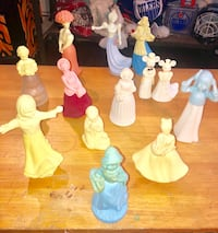 13 of the Rarest Avon Perfume Dolls  Edmonton, T5E