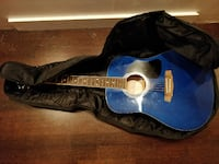 Selling acoustic guitar and case