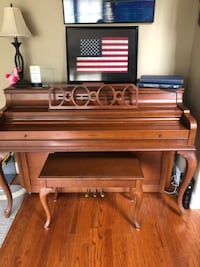 1961 upright Everett piano