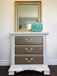 Refinished Jamestown Sterling nightstand w/ a secret compartment Whitby, L1N 3K3