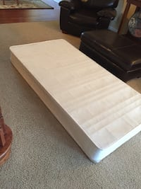 Twin size box spring