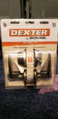 Dexter By Schlage Security Set Door Locks with Deadbolt  Ramsey, 55303