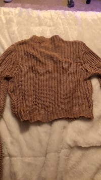 Cropped Sweater Washington, 20024