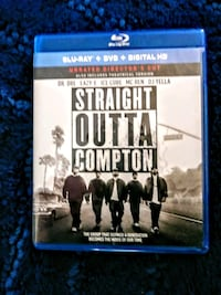 Straight Out of Compton Dvd Norman, 73071