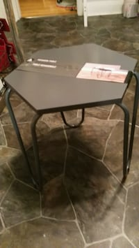 Brand New Hairpin hexagon side table London, N5Y 1Y6