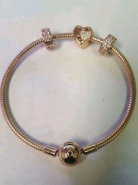 Pandora Rose Gold bracelet  Woodbridge, 22192
