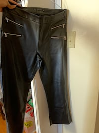 Leather Zip Pants Toronto, M1P 2S1