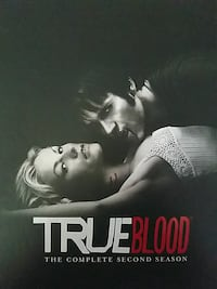 True Blood The Complete Second Season poster Guilford, 06437