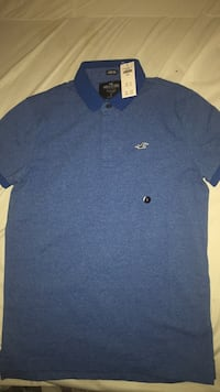 brand new hollister polo 548 km