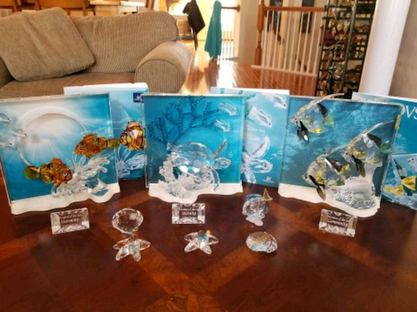 Swarovski Annual Trilogy Wonders of the Sea