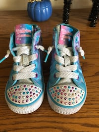 Youth Girl Sketcher TwinkleToes-8 Rockville, 20853