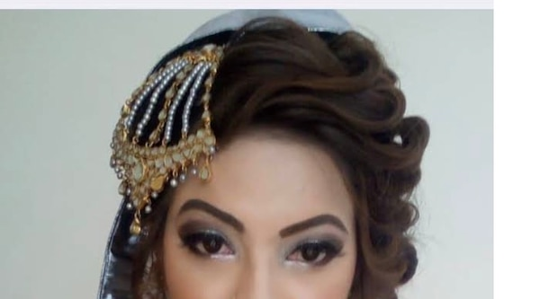 Party makeup $50 hair style $35